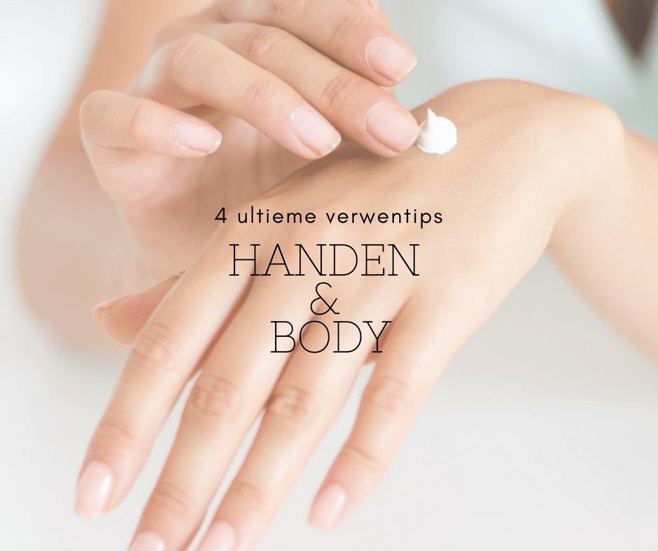 BEAUTIFUL MORNING Handen-en-Body verwentips melk me time handserum handen bruidsmakeup body oil body
