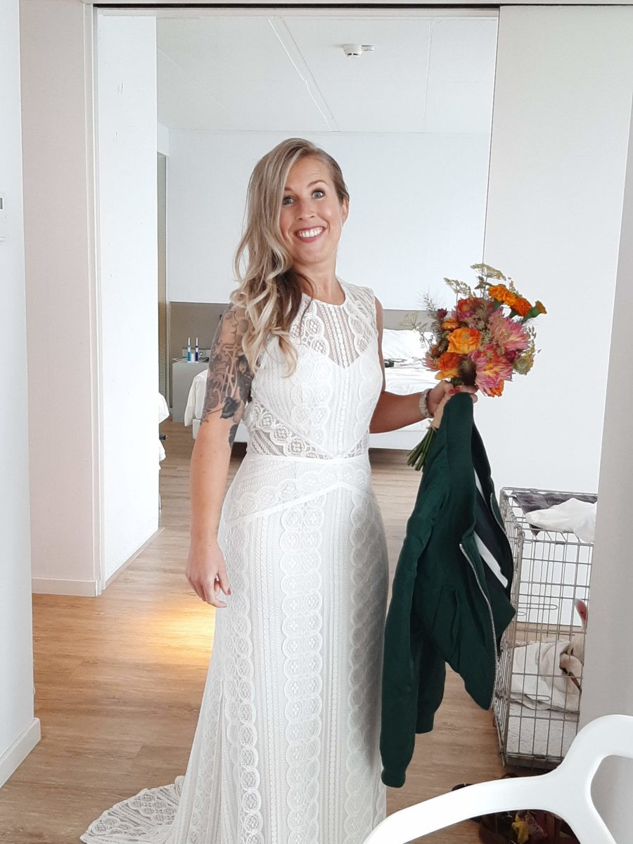 Bruidsmakeup | Bruidskapsel | Make-up | Hairstyling Haar-en-Make-up-Deborah