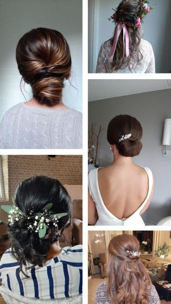 Bruidsmakeup | Bruidskapsel | Make-up | Hairstyling favoriete-bruidskapsels-Beautiful-Morning-4-576x1024 trouwen rotterdam Rijswijk opgestoken lang haar kapsel 2020 Hellevoetsluis Gouda favoriete bruidskapsels Delft bruiloft Brielle boblengte